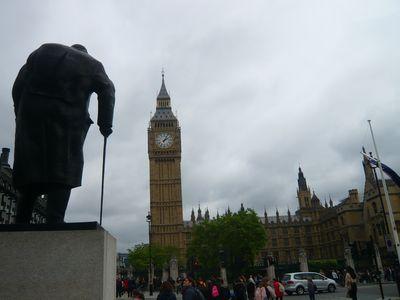 London,  first capital city
