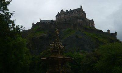 Deuxième capitale: Edimbourg
