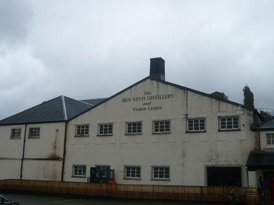 Distillerie Ben Nevis