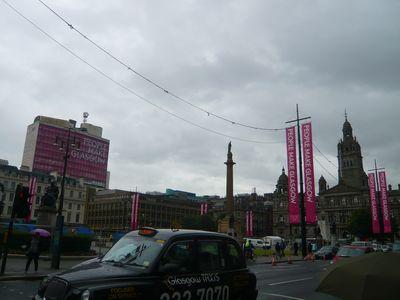 Glasgow : dernière étape écossaise !