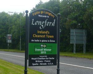 Longford..et surtout ses environs!