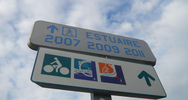 La Loire à Vélo : l'Anjou