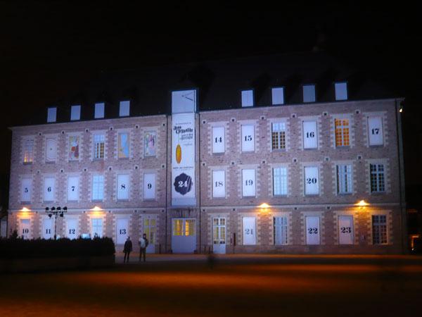 Calendrier-de-l'Avent,-château-de-Nantes