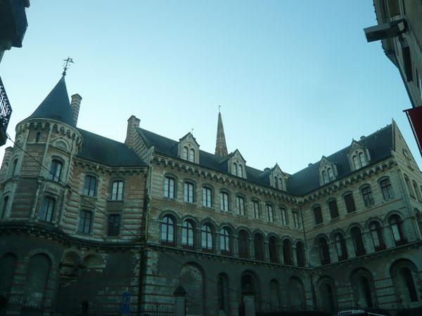 Palais-épiscopal-du-Tau,-Angers