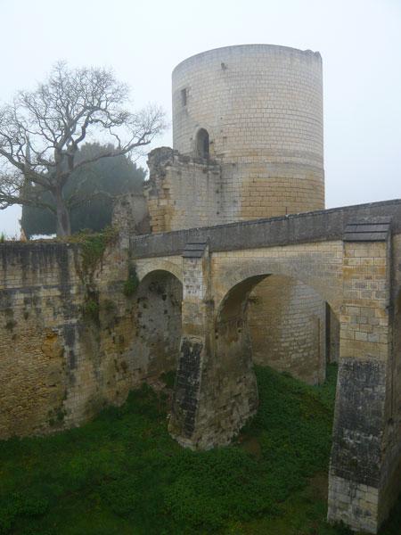 Tour-du-Coudray,-château-de-Chinon