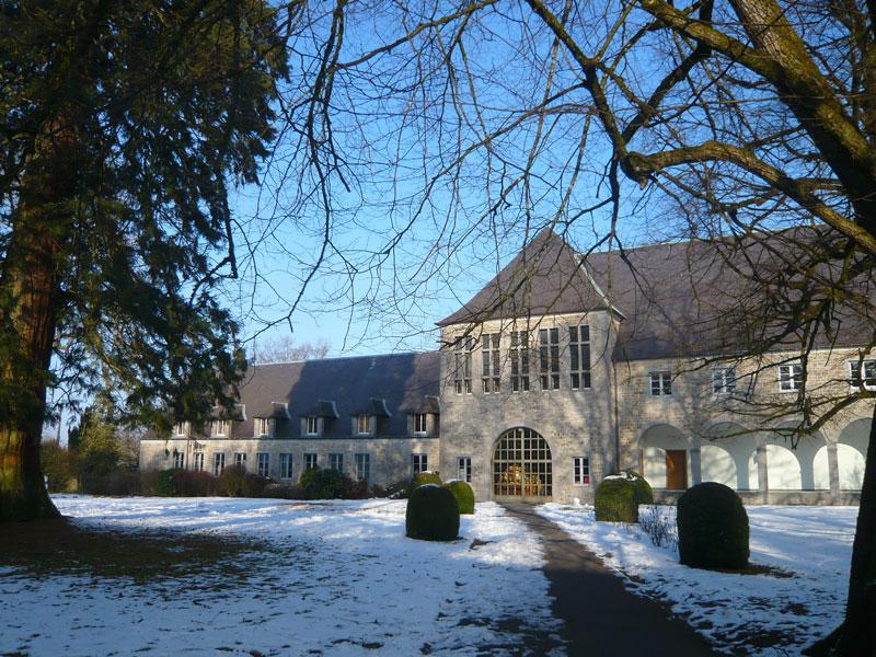 Abbaye-de-Scourmont-(Chimay