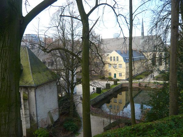 Abbaye-de-la-Cambre,-Bruxel