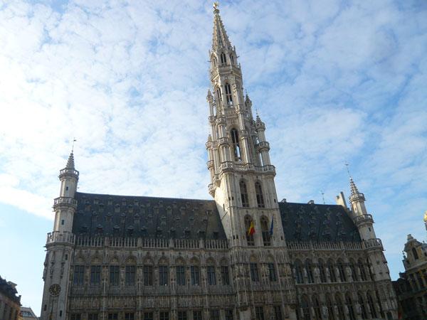 Hôtel-de-Ville,-Bruxelles-(