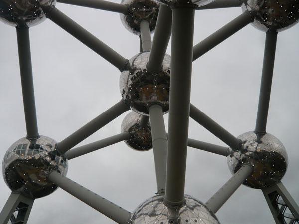 L'atomium-(5),-Bruxelles