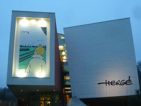 Musée-Hergé,-Louvain-La-Neu