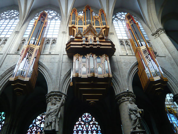 Orgue-Cathédrale-Saint-Mich