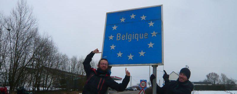 Voilà les frites: ça sent la Belgique