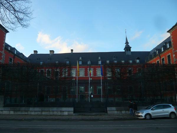 Parlement-Wallon,-Namur