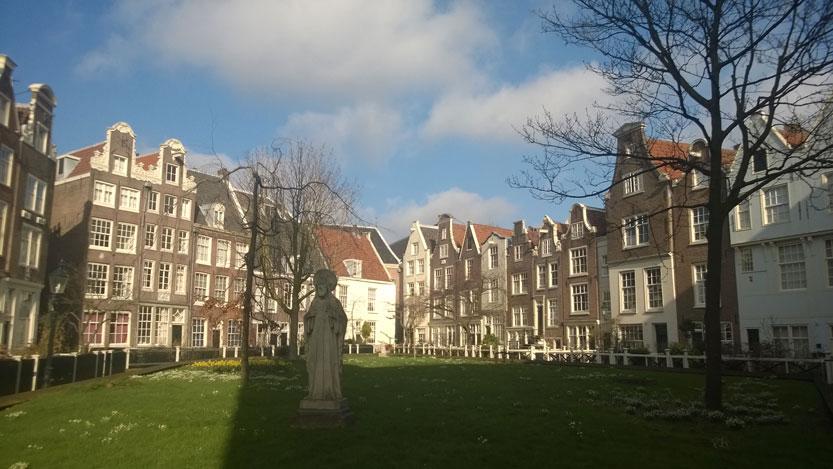 Béguinage,-Amsterdam