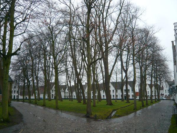Béguinage,-Bruges