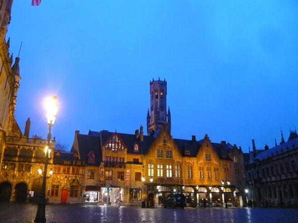 Burg,-Bruges