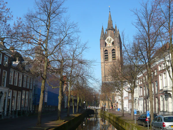 Canal,-Delft-(3)