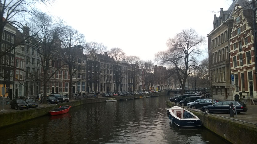 Canal-Herengracht,-Amsterda