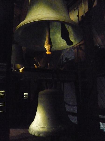 Cloche-du-carillon,-Domtore