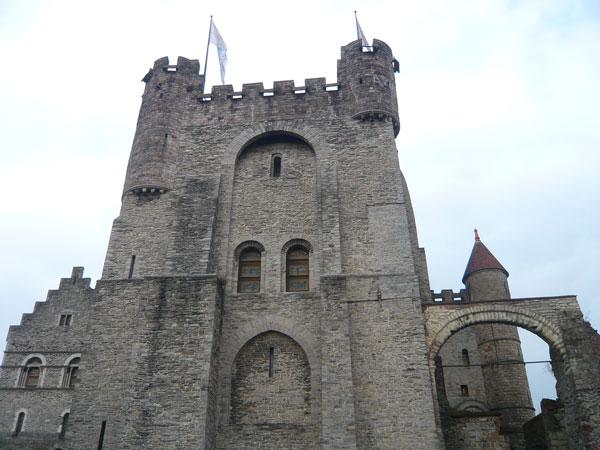 Donjon,-château-de-Gand-(3)
