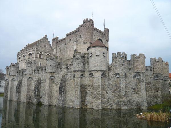 Extérieur-Château-de-Gand-(