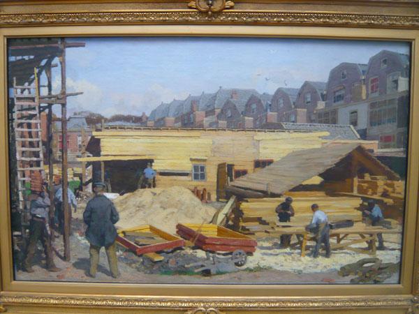 Huizen-in-aanbouw,-Willem-B