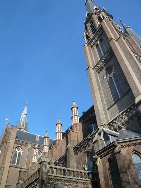 Maria-Van-Jesse-Kerk,-Delft
