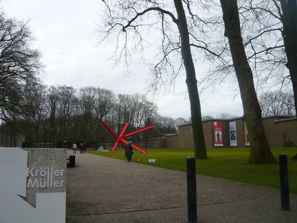 Musée-Kröller-Müller,-Parc-