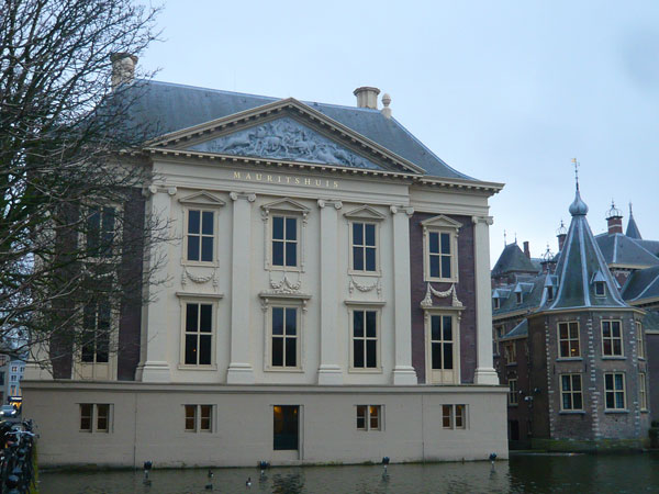 Musée-Mauritshuis,-La-Haye-
