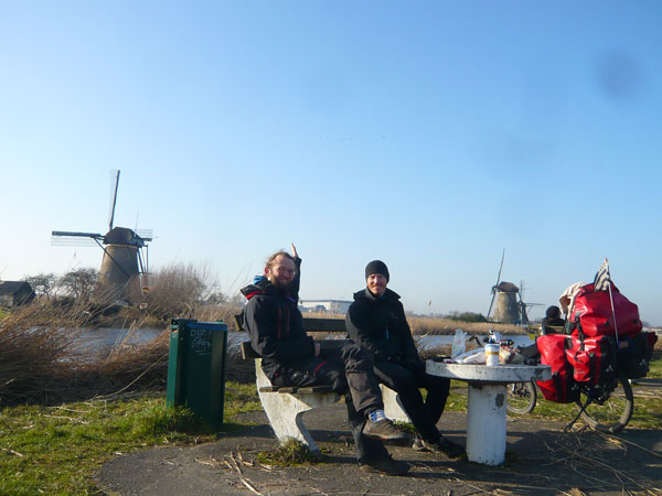 Pique-nique,-Kinderdijk