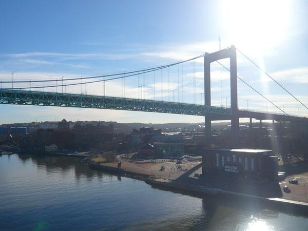 Älvsborgsbron,-Göteborg