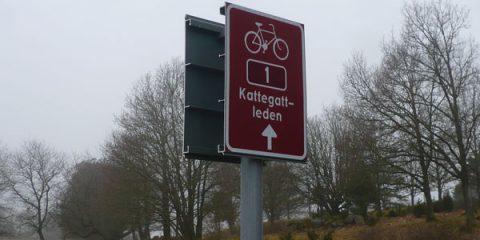 Kattegattleden: la côte du Halland