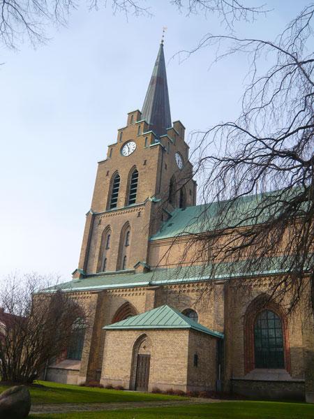 Eglise-St-Nicolas,-Halmstad