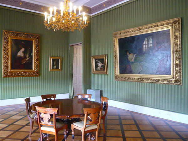 Green-Room,-château-d'Olden