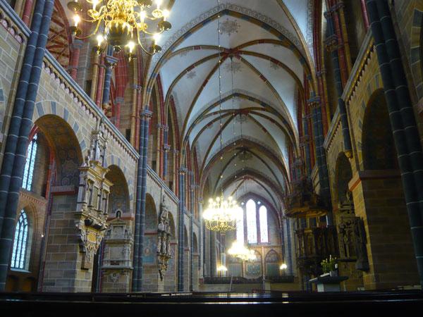 Intérieur-cathédrale,-Brême