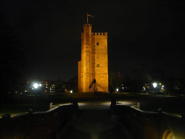 Kärnan-de-nuit,--Helsingbor