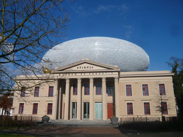 Museum-de-Fundatie,-Zwolle