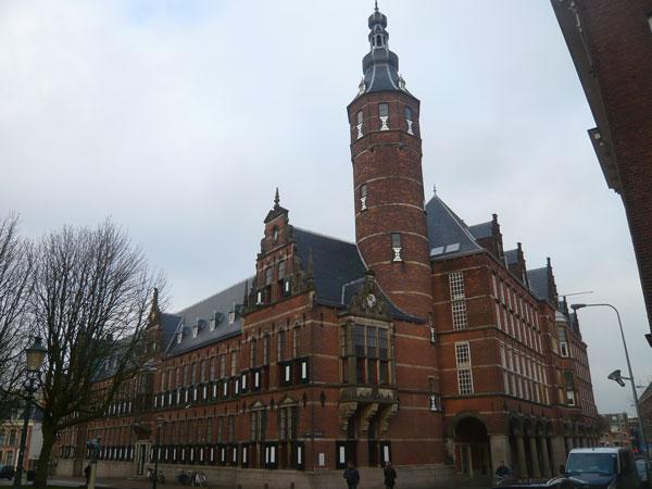 Provinciehuis,-Martinikerkh