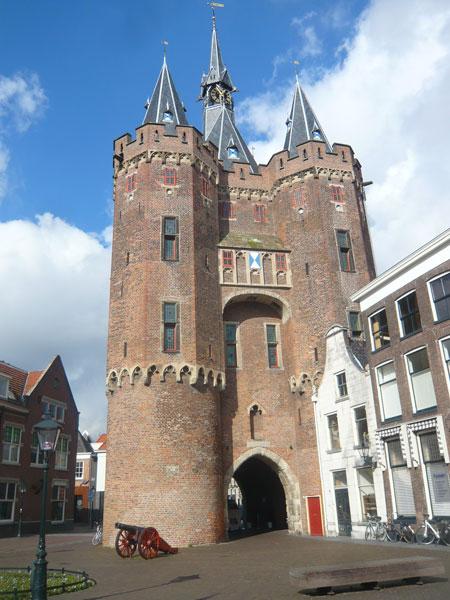 Sassenpoort,-Zwolle