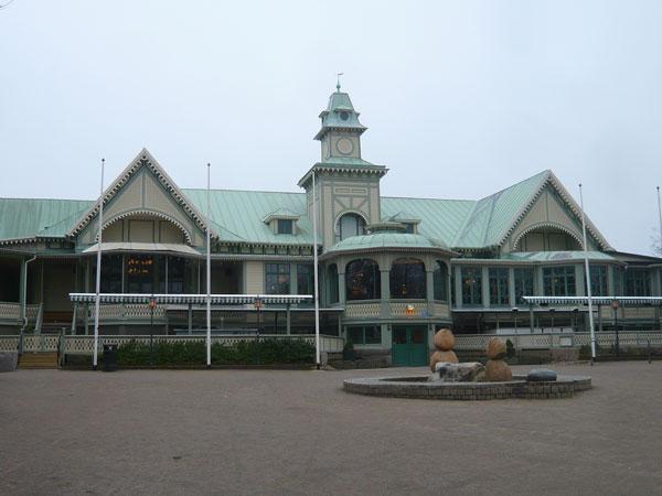 Societetshuset,-Varberg