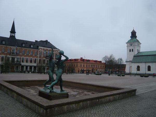 Storatorget,-Varberg