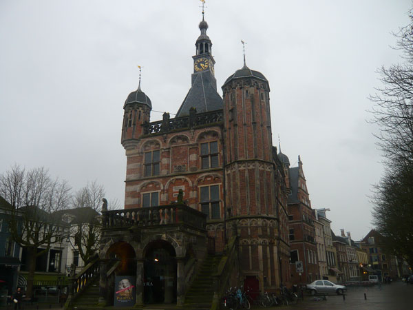 Waag,-Deventer