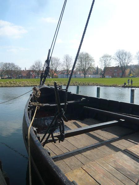 Bateaux-Vikings,-Musée-des-