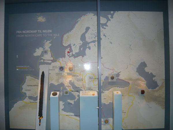Carte-des-conquêtes-Vikings
