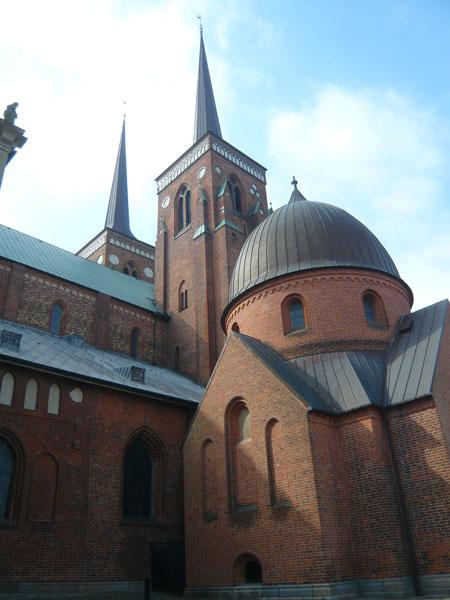 Cathédrale,-Roskilde-(1)