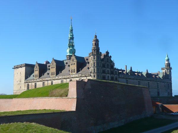 Château-de-Kronborg-depuis-