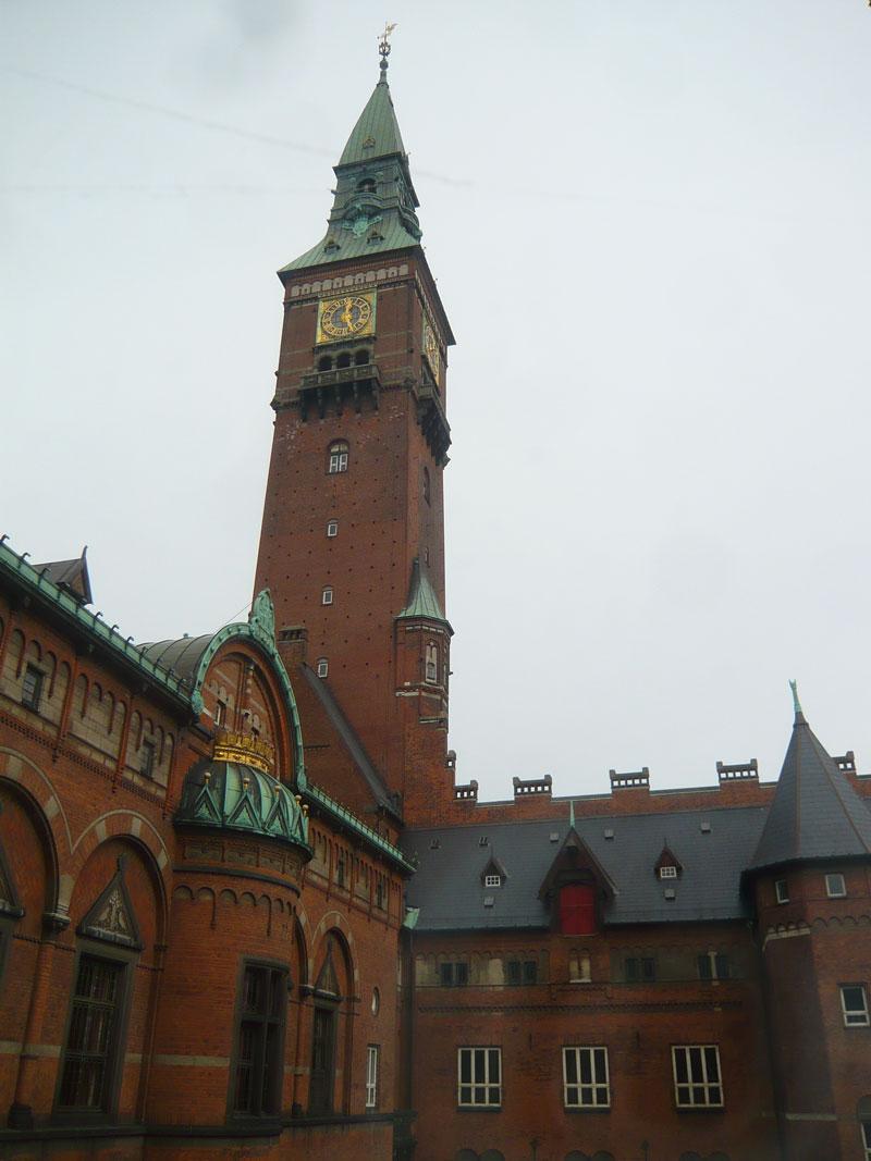 Hôtel-de-Ville-Copenhague-(