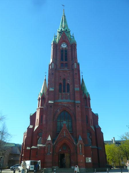 Johanneskirken,-Bergen