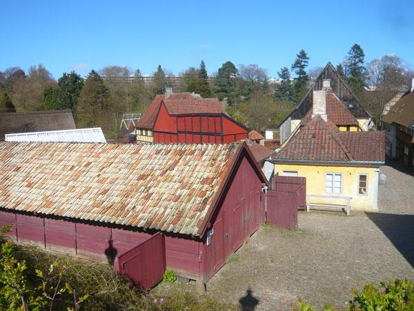 La-Vieille-Ville,-Aarhus-(1