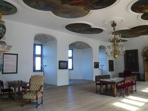 La-chambre-du-roi,-Château-